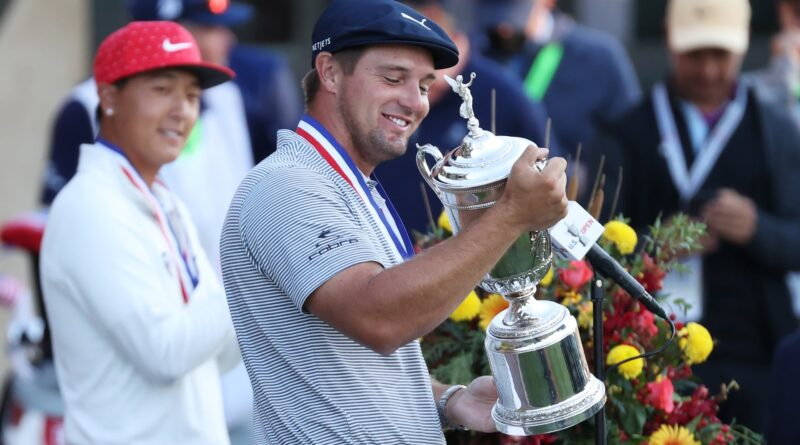 Dechambeau dominates to win U.S open, Golf Clubs For Sale Wanted UK